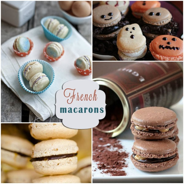 Macaron Recipe French Filling French Macaron Recipes at