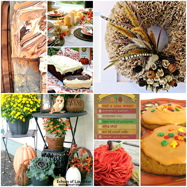 Fun Fall Ideas at TidyMom.net