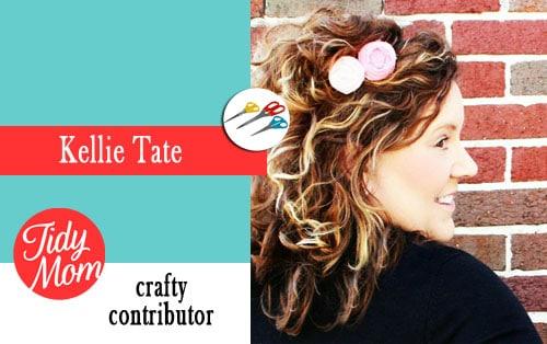 Kellie Tate TidyMom Crafty Contributor