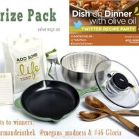 Dish on Dinner Twitter Recipe Party Winners at TidyMom.net