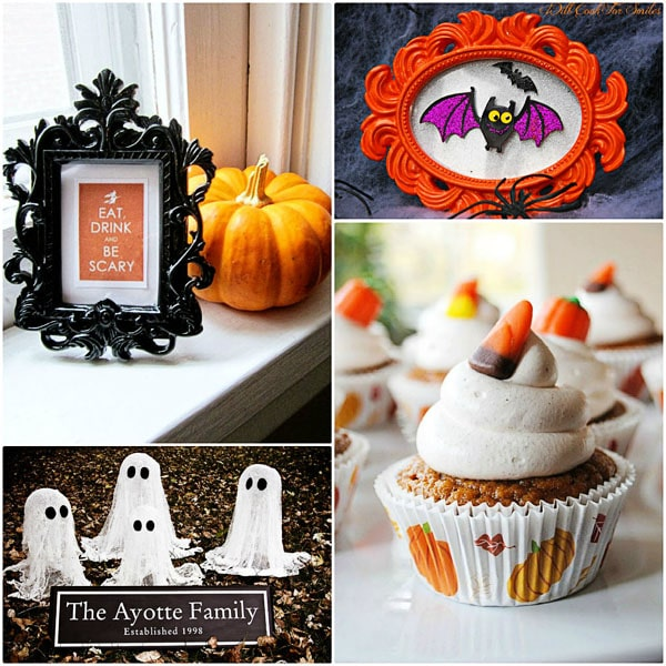 Halloween Crafts to make at TidyMom.net