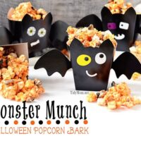 Monster Munch Popcorn at TidyMom.net