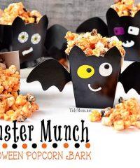 Monster Munch Popcorn at TidyMom.net