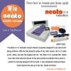 Win a Neato Robotic Vacuum at TidyMom.net