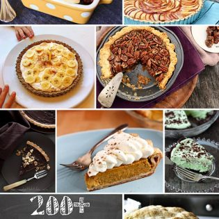 200+ Pie Recipes