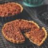 Peanut Butter Oatmeal Cookie Pie sq