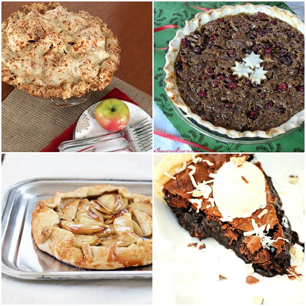 Pie Recipes at TidyMom.net