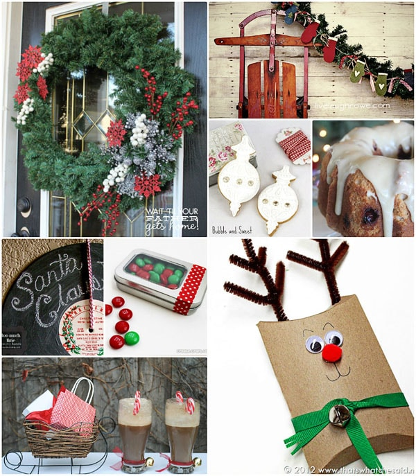 Christmas Ideas at TidyMom.net