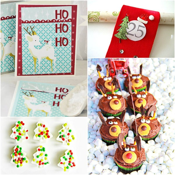 Christmas Projects to make at TidyMom.net