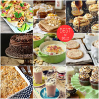 Favorite 2012 recipes at TidyMom.net