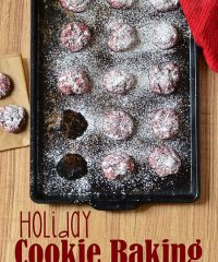 Holiday Cookie Baking Tips at TidyMom.net