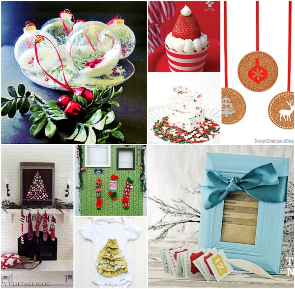 Merry Christmas Ideas at TidyMom.net