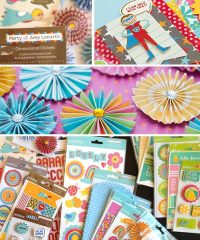 Party With Amy Locurto Giveaway at TidyMom.net