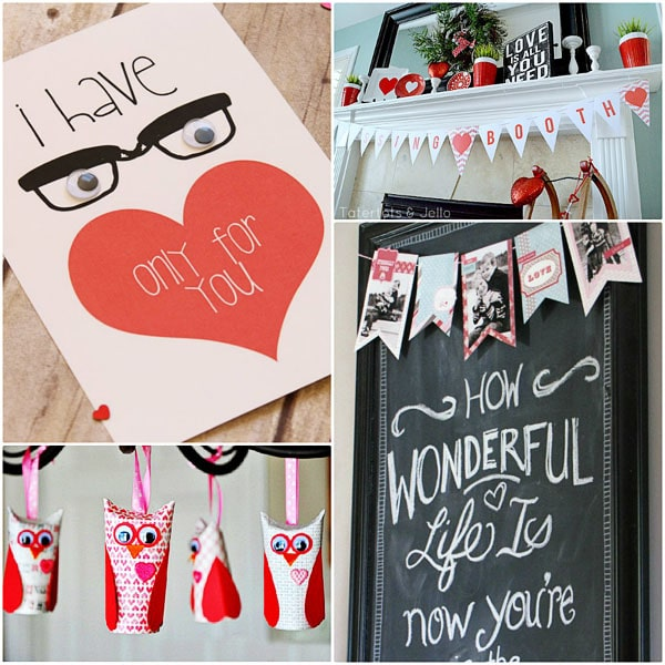 Heart Melting Valentine Crafts
