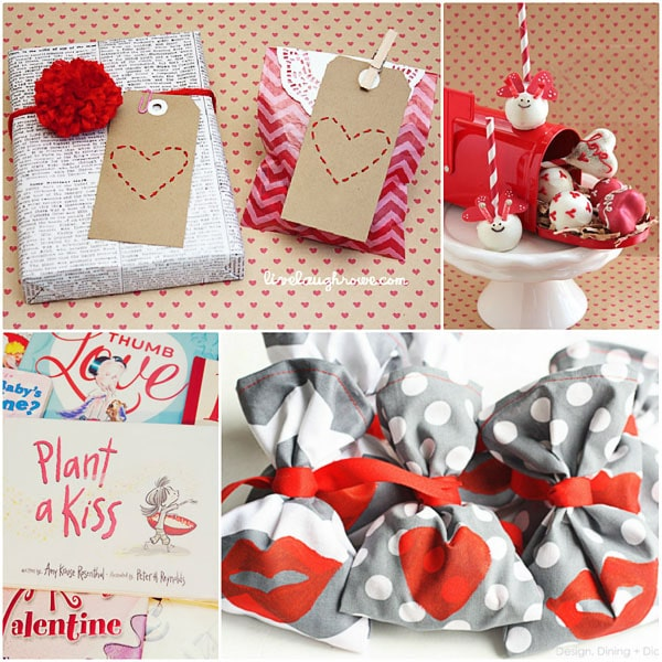 Valentine Gifts to Make at TidyMom.net