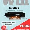 Win an HP Envy Printer + $50 Snapfish GC at TidyMom.net