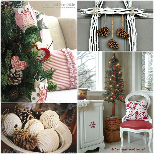 Winter Craft ideas at TidyMom.net