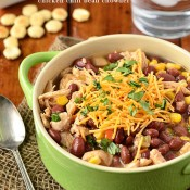 Chicken Chili Bean Chowder recipe at TidyMom