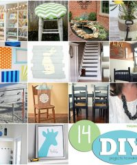 14 DIY projects to make at TidyMom.net