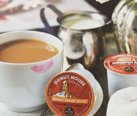 Donut House Coffee k-cup packs at TidyMom.net