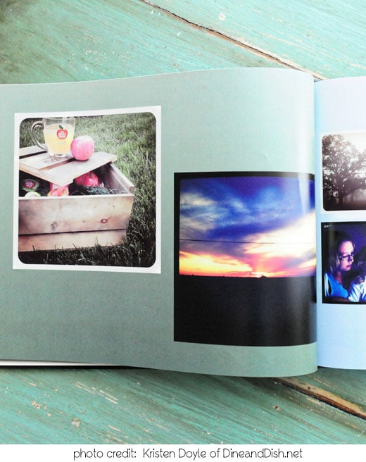 Keepsy Photo Book DineandDish