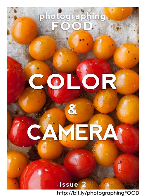 Photographing Food Issue 2 Color and Camera
