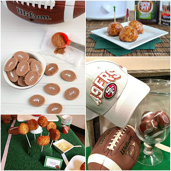 Recipes for the Big Game