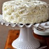 Red Velvet Cinnamon Layer Rose Cake recipe at TidyMom.net
