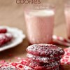 Red Velvet Gooey Butter Cookie recipe at TidyMom.net
