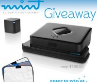 mint plus giveaway at TidyMom