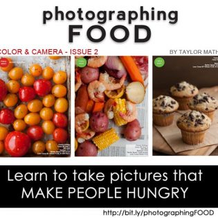 photographing FOOD