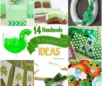 14 Handmade St. Patrick's Day Ideas at TidyMom.net
