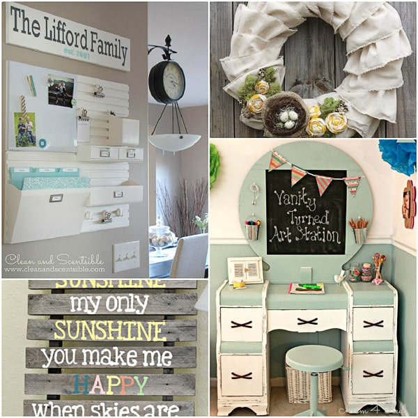 8 Creative Ideas for Home | TidyMom