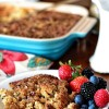 Creme Brulee Baked Oatmeal recipe at TidyMom