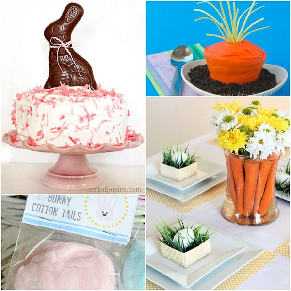 Easter Bunny ideas for Easter