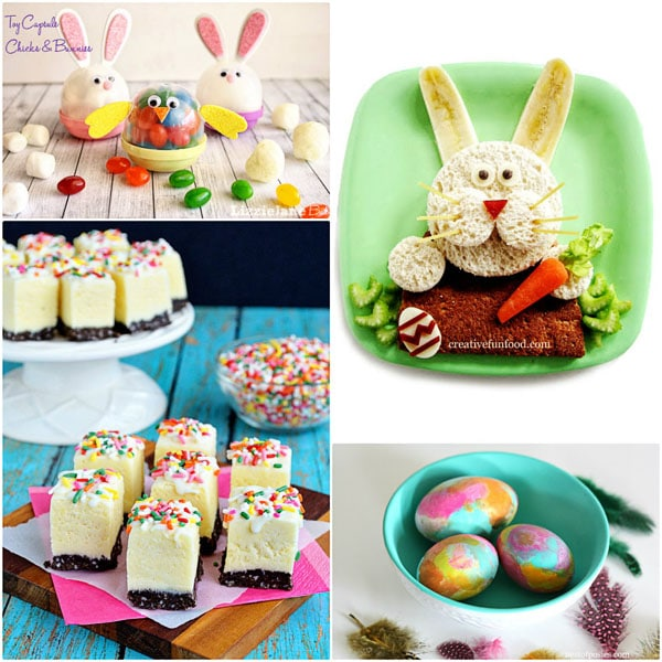 Easter ideas at TidyMom