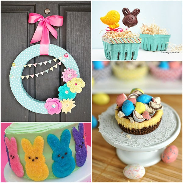 Easter treats and projects to make