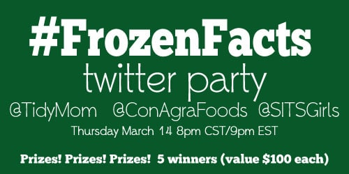 FrozenFacts Twitter Party