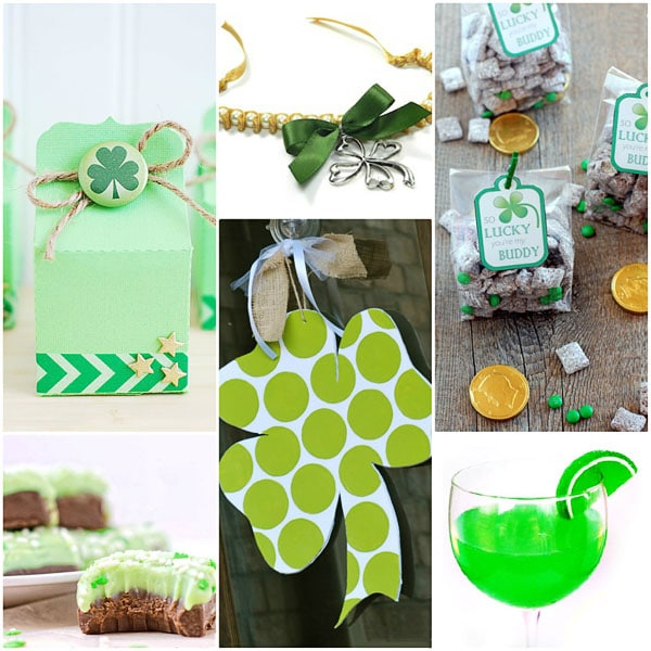 Handmade St. Patricks Day ideas