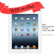 win iPad with retina display at TidyMom