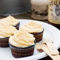 Maple Barbecue Cupcakes