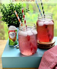 Pomtini Lemonade at TidyMom.net