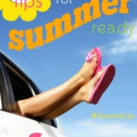 5 Tips for Summer Ready Feet at TidyMom.net