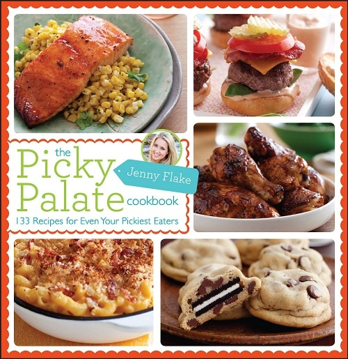The-Picky-Palate-Cookbook