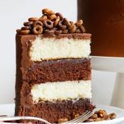 Cheerios Cake from i am baker