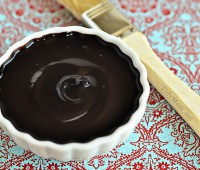 Indulgent 2 Ingredient Homemade Chocolate Facial recipe at TidyMom.net