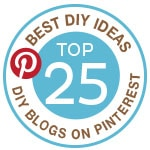 Top DIY Bloggers on Pinterest