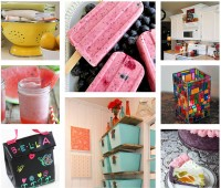 8 creative colorful projects to make!  Get all the details at TidyMom.net