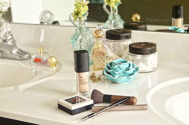 Current Makeup Favorites  at TidyMom.net