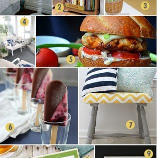 9 Creative Projects | I Spy Sunday at TidyMom.net